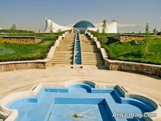 باغ های دیدنی غرب تهران