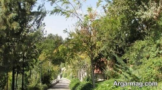 باغ زیبا در غرب تهران