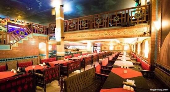 رستوران خاص در شرق تهران