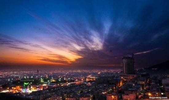 شرق تهران و جاذبه های متنوع