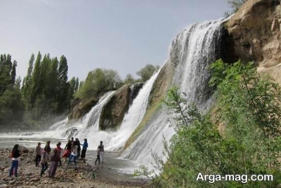 جاذبه های طبیعی وان ترکیه