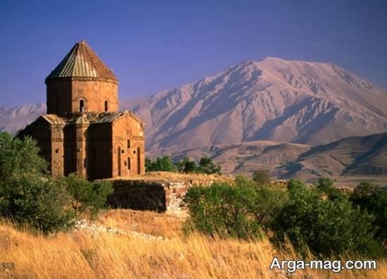 مناطق گردشگری وان ترکیه