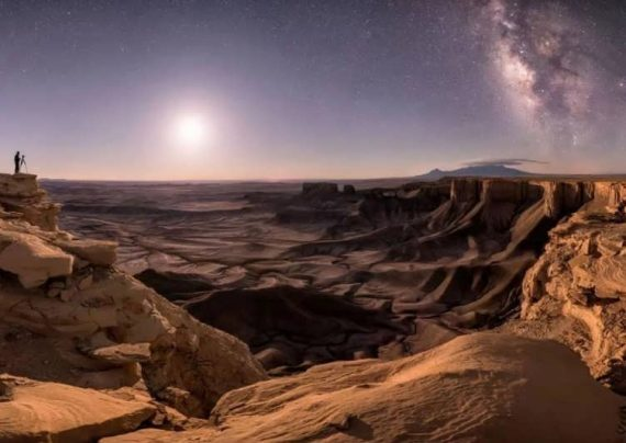 برترین تصویرهای نجومی سال 2018