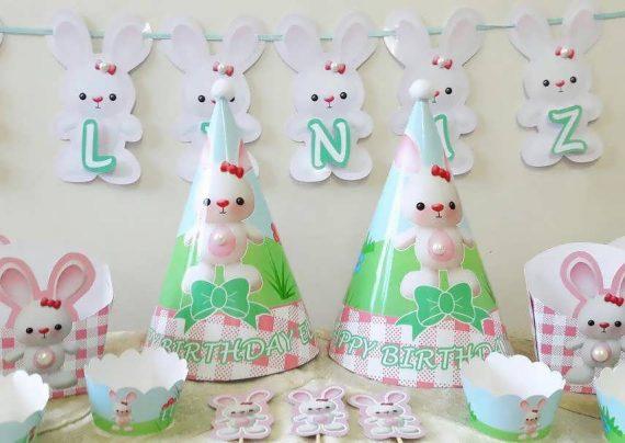 تم تولد خرگوش