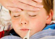 تب ویروسی در کودکان