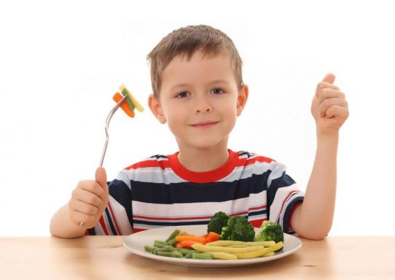 برنامه غذایی کودک 5 ساله
