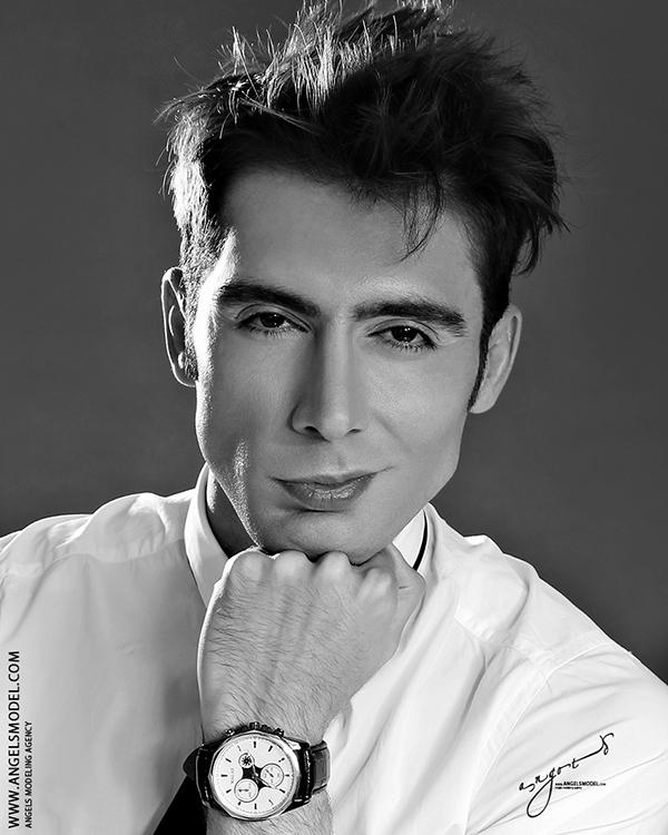 مدل ایرانی خوش تیپ