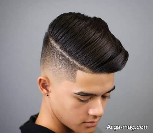 مدل موی کوتاه مردانه 2019