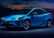 مدل جدید خودروی پرفروش تویوتا پریوس