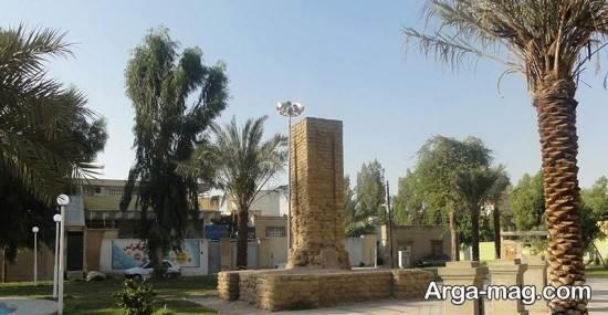 دیدنی ها در استان بوشهر