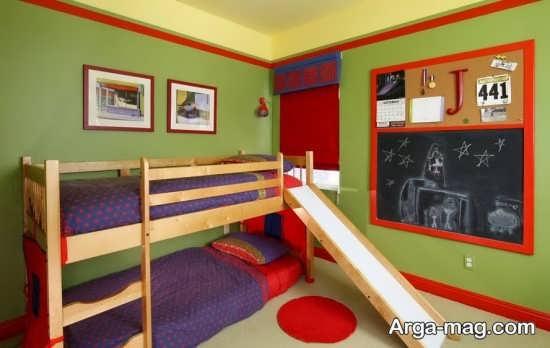 اتاق خواب جدید دو تخته