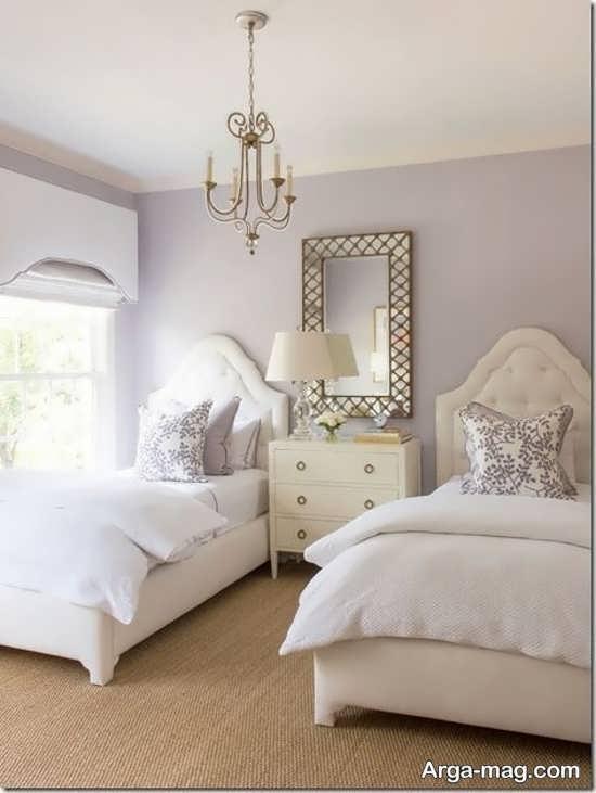 اتاق خواب دو تخته