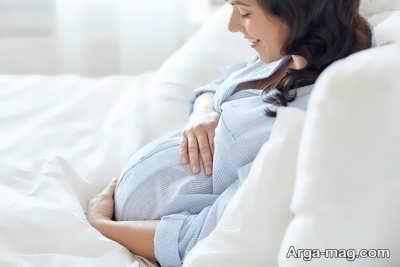 لبو در دوران بارداری