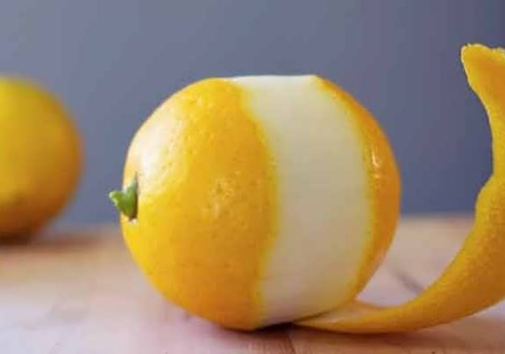 پوست لیمو ترش و خواص دارویی آن