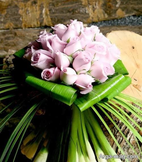 مدل دسته گل زیبا و شیک برای عروس
