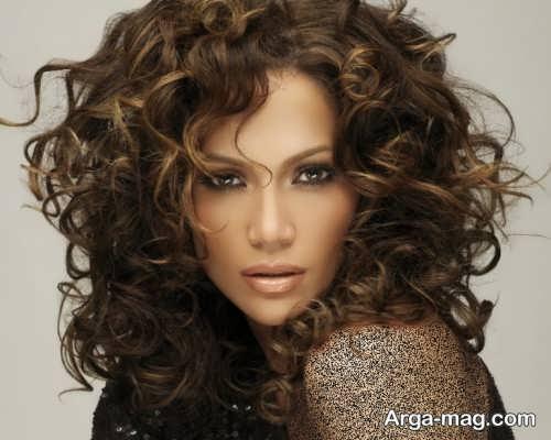رنگ موی زنانه کاپوچینویی