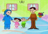 شعر کودکانه خانواده