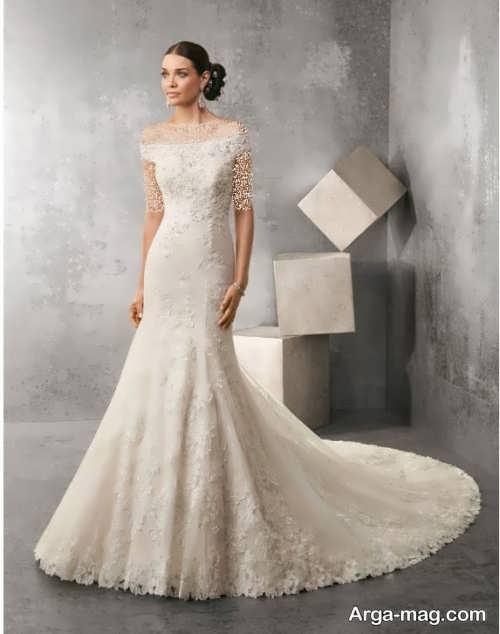 لباس عروس زیبا