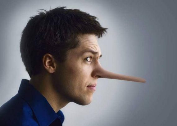 دروغ های همیشگی مردان