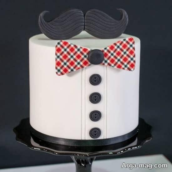 ایده کیک تولد مردانه