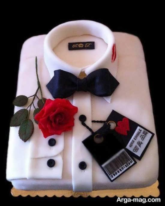 تزیین جدید کیک تولد مردانه