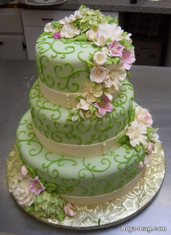 دیزاین کیک تولد مردانه