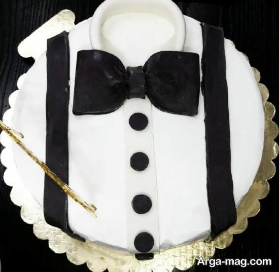 مدل کیک تولد برای مردان