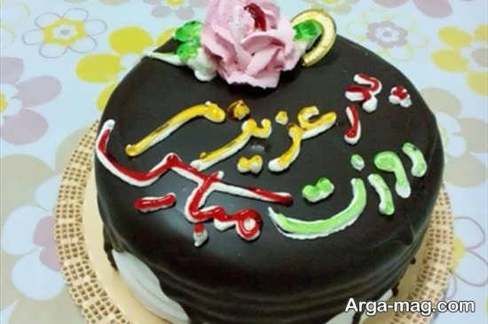 تزیین کیک تولد برای مردان