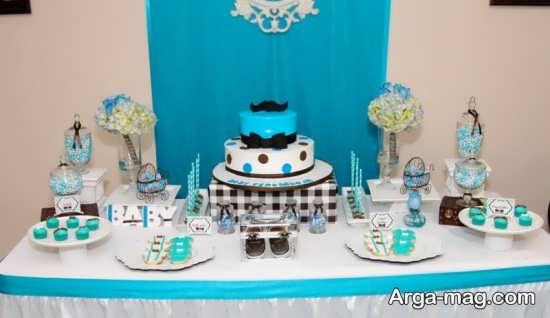 دکوراسیون کیک تولد مردانه