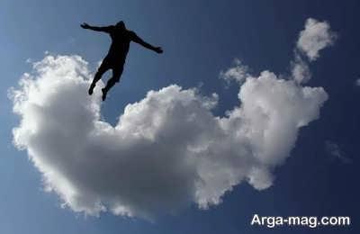 تعبیر دیدن پرواز کردن در خواب