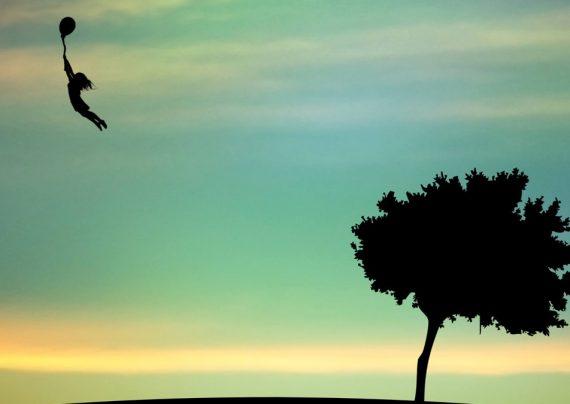 تعبیر خواب پرواز کردن