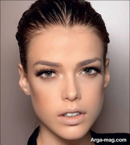 مدل ابروی زیبا و شیک دخترانه