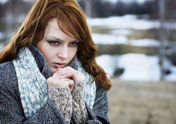 دلیل احساس سرما در زنان