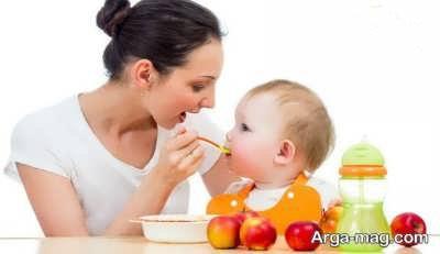 میوه برای  نوزاد,ان