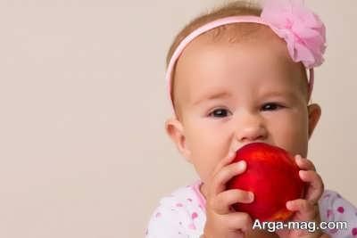 میوه برای کودک