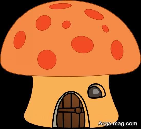 نقاشی جدید قارچ
