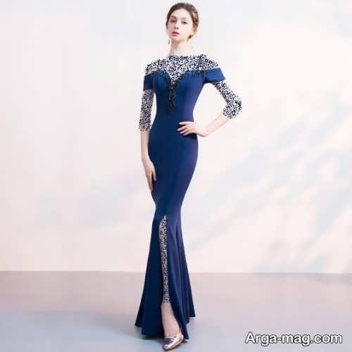 مدل لباس مجلسی شیک دخترانه