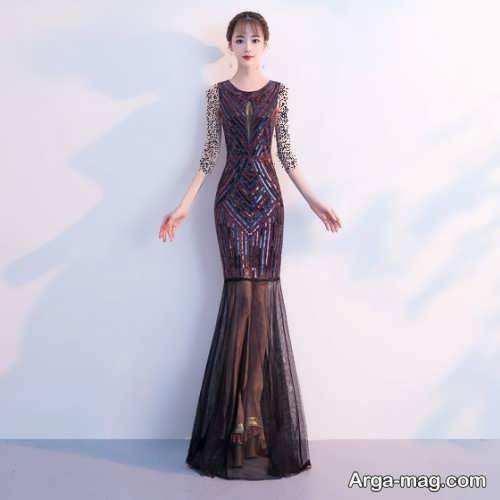 مدل لباس مجلسی شیک 2019