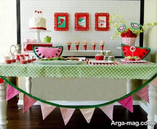 تزیین خانه برای جشن یلدا