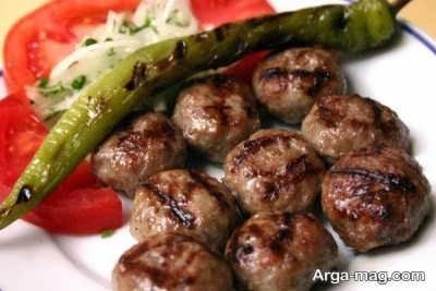 دستور تهیه کوفته پنیری با گوشت