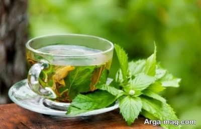 طرز تهیه چای نعناع
