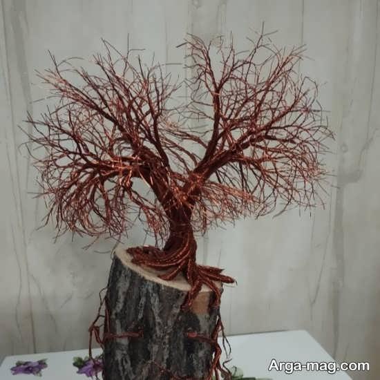 درختچه تزئینی با ساختی متفاوت