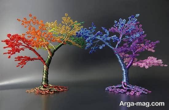 ساختن درختچه تزئینی در طرح های ایده آل