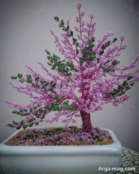 ساختن درختچه تزئینی در طرح های دوست داشتنی