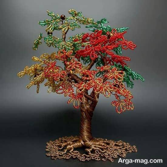 ساختن درختچه تزئینی در طرح های خاص
