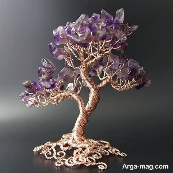 خلاقانه ترین ساخت درختچه های تزئینی