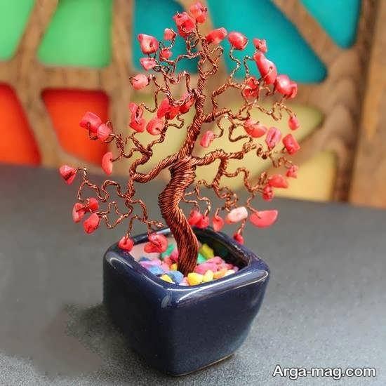 درختچه تزئینی با ساختی قشنگ