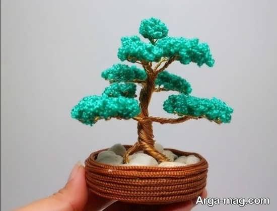 درختچه تزئینی با ساختی جدید