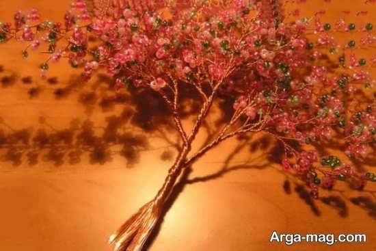 مرحله ششم ساخت درختچه کریستالی