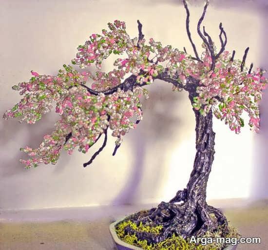 درختچه تزئینی با ساختی عالی